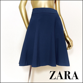 ZARA - ZARA ひざ丈 スカート*マウジー ダズリン H&M ムルーア BEAMS