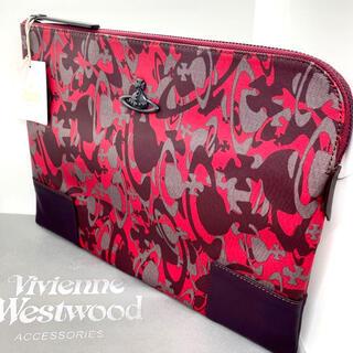 ヴィヴィアンウエストウッド(Vivienne Westwood)のVivienne Westwoodヴィヴィアンウエストウッド) クラッチバッグ(セカンドバッグ/クラッチバッグ)