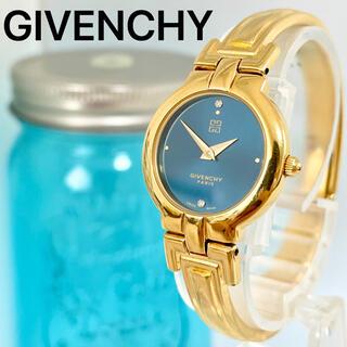 175 ジバンシー時計 レディース腕時計 ゴールド アンティーク 希少