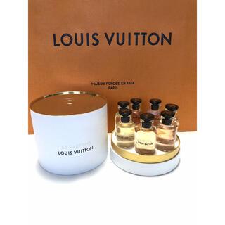 LOUIS VUITTON - LouisVuitton/ルイヴィトン 香水 ミニチュア 展示未使用 正規品