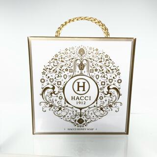 ハッチ(HACCI)のHACCI はちみつ石鹸 80g(ボディソープ/石鹸)