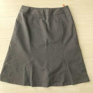 AOKI - AOKI ブラックスーツ スカートのみ Sサイズ