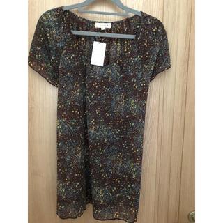 エニィファム(anyFAM)のエニィファムチュニック L(Tシャツ/カットソー(半袖/袖なし))