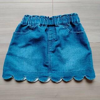 プティマイン(petit main)のpetit main 80cm スカート(スカート)