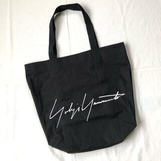 ヨウジヤマモト(Yohji Yamamoto)のYohji Yamamoto ノベルティ トートバッグ ヨウジヤマモト(トートバッグ)
