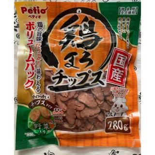♡【新入荷】ペティオ 鶏まろチップス野菜入り♡(ペットフード)