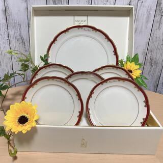 ニナリッチ(NINA RICCI)の二ナリッチ大皿&小皿5枚セット(食器)