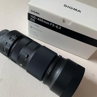 SIGMA - SIGMA 100-400F5-6.3 DG OS HSM/N
