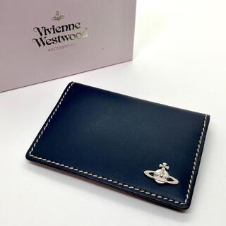 ヴィヴィアンウエストウッド(Vivienne Westwood)の新品 Vivienne Westwoodヴィヴィアンウエストウッド パスケース(名刺入れ/定期入れ)