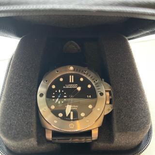 OFFICINE PANERAI - 腕時計 パネライ ルミノール1950 サブマーシブル3デイズ チタニオ