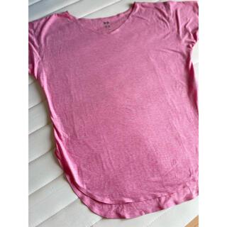 ユニクロ(UNIQLO)のユニクロ エアリズム スポーツTシャツ(ウェア)