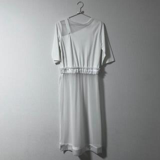 トーガ(TOGA)のaddress one piece♡(ロングワンピース/マキシワンピース)