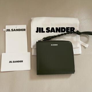 ジルサンダー(Jil Sander)のJIL SANDER カード・コインパース 新品(コインケース)