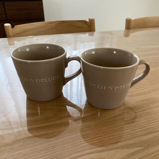 ディーンアンドデルーカ(DEAN & DELUCA)のマグカップ(グラス/カップ)