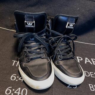 スープラ(SUPRA)のSUPRA スニーカー 靴 23cm ハイカットシューズ スープラ(スニーカー)