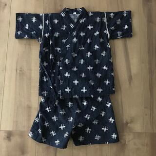 ニシマツヤ(西松屋)の甚平 100サイズ(甚平/浴衣)