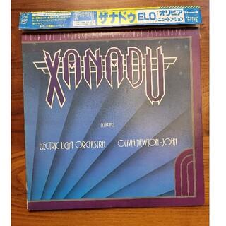 映画ザナドゥ Xanadu サントラ盤 中古レコード オリビアニュートンジョン(映画音楽)