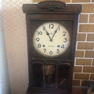 SEIKO - 昭和レトロ 精工舎 掛時計 アンティーク 時計
