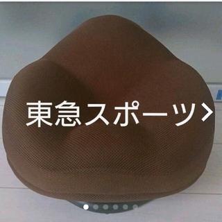 骨盤スリムチェアDX東急スポーツオアシス ブラウン   エクササイズ ダイエット(エクササイズ用品)
