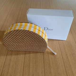 Christian Dior - Dior  2021 ノベルティポーチ