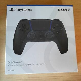 プレイステーション(PlayStation)のDual Sense ワイヤレスコントローラー ブラック(その他)
