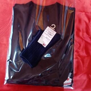 ムジルシリョウヒン(MUJI (無印良品))の無印良品ソックス一点 カットソーシャツ一点(ソックス)