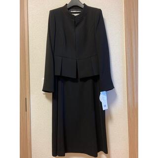 ソワール(SOIR)の東京ソワール ユキコキミジマ ブラックフォーマル 喪服(礼服/喪服)