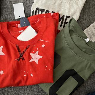 しまむら - 男の子 半袖Tシャツセット 110サイズ 新品