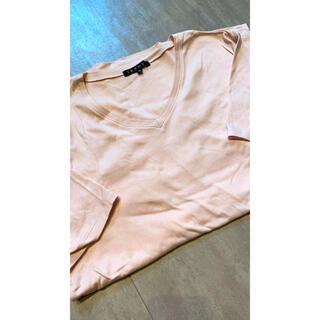 セオリー(theory)のセオリー Vネック Tシャツ メンズ (Tシャツ/カットソー(半袖/袖なし))