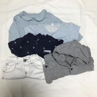 ザラキッズ(ZARA KIDS)のベビー服まとめ売り(ロンパース)