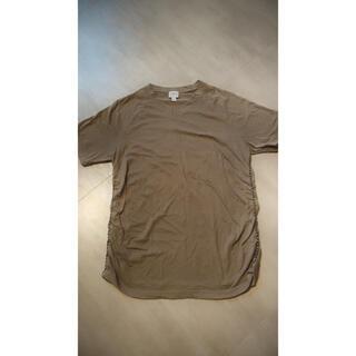 アルマーニ(Armani)のアルマーニ Tシャツ カーキ サイズL(Tシャツ/カットソー(半袖/袖なし))