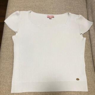 トッカ(TOCCA)のトッカ シルク100% トップス (カットソー(半袖/袖なし))