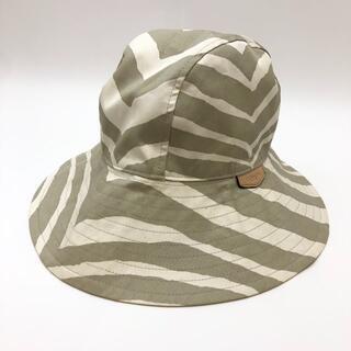 コーチ(COACH)のコーチ 132154 サファリハット 帽子 ハット コットン グレー(ハット)