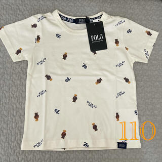 POLO 総柄 Tシャツ(Tシャツ/カットソー)