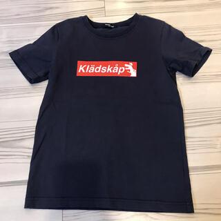 kladskap - 【kladskap】クレードスコープ 半袖Tシャツ サイズ120 ボックスロゴ