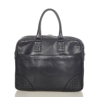 ボッテガヴェネタ(Bottega Veneta)のボッテガヴェネタ ビジネスバッグ メンズ 美品(ビジネスバッグ)