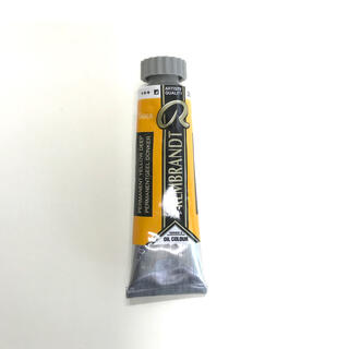 レンブラント 油絵具 15ml 285(パーマネントイエロ ー ディープ)(絵の具/ポスターカラー)