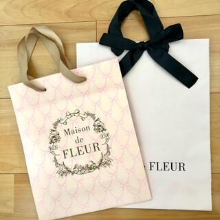Maison de FLEUR - Maison de FLEUR メゾンドフルール ショッパー 袋