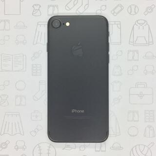 アイフォーン(iPhone)の【B】iPhone 7/32GB/355337088278244(スマートフォン本体)