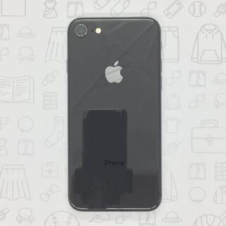 アイフォーン(iPhone)の【B】iPhone 8/64GB/356729088647437(スマートフォン本体)