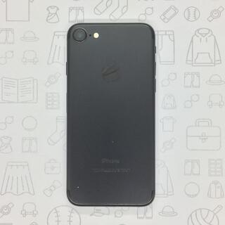 アイフォーン(iPhone)の【B】iPhone 7/32GB/359181075979430(スマートフォン本体)