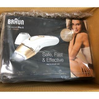 BRAUN - 【新品・未使用】BRAUN シルクエキスパート PL-5137