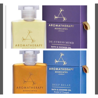 アロマセラピーアソシエイツ(AROMATHERAPY ASSOCIATES)のアロマセラピーアソシエイツ ディ・ストレス マインド バスアンドシャワーオイル(入浴剤/バスソルト)