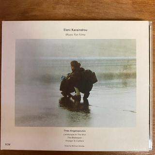 Eleni Karaindrou – Music For Films(映画音楽)