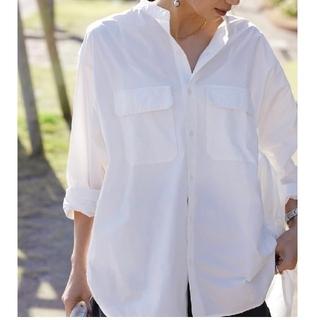 mother - 東原亜季 Mother FORME 21SS ビッグシャツ