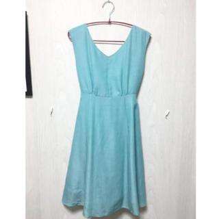 スコットクラブ(SCOT CLUB)のスコットクラブ ワンピース ドレス(ミディアムドレス)
