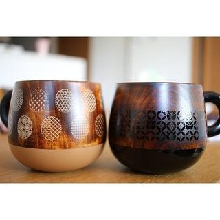 スターバックスコーヒー(Starbucks Coffee)のスターバックス 飛騨高山限定 マグカップ2個セット jimoto made (グラス/カップ)