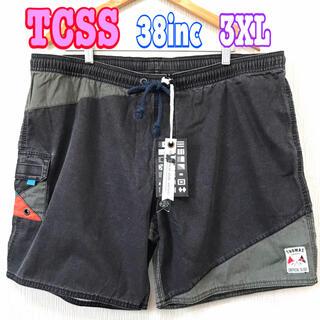 ステューシー(STUSSY)のパネル  ♪ 新品 TCSS ボードショーツ スイムパンツ 38(水着)