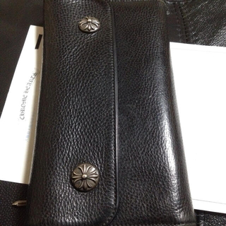 Chrome Hearts - クロムハーツ WAVE 財布 インボイス