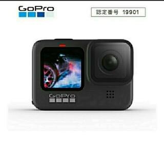GoPro - 新品未使用 ゴープロ9 正規品 GoPro HERO9 Black